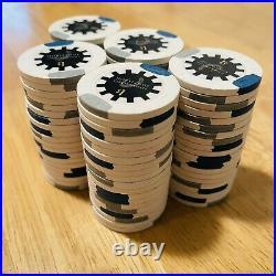 100-$1 Horseshoe Casino Cincinnati-OH Paulson Clay Poker Chips