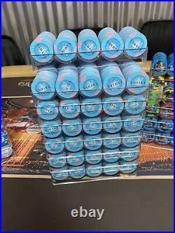 1000 Sahara $1 Las Vegas Paulson Clay Poker Chips 10 Rack Instant Limit Set