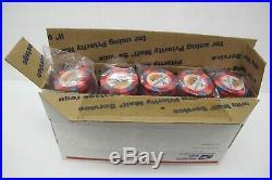 200 Paulson Top Hat & Cane $5 Red Clay Poker Chips8 GramsHorizons Edge Casino