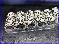 220+ Rare Vtg Cabela's Clay Poker Chips Pheasant Deer Mallard Ducks Hunting Game