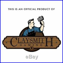 Claysmith Gaming 500 Count Showdown Poker Set 13.5 Gram Clay Composite Chips