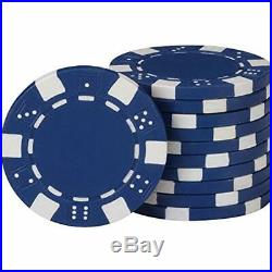 Fat Cat 11.5 Gram Texas Hold &39em Clay Poker Chip Set With Aluminum Case, 500