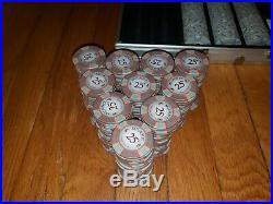 Milano 800 Ct 10g Clay Poker Chip Set + Bonus 52 Chips