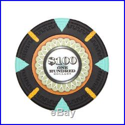 New Bulk Lot of 1000 The Mint 13.5g Clay Poker Chips Pick Denominations