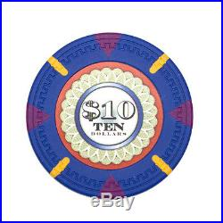 New Bulk Lot of 600 The Mint 13.5g Clay Poker Chips Pick Denominations