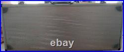 Rare 600+ Clay Benjamin Franklin Poker Chips/ Poker Set in Aluminum Case Used