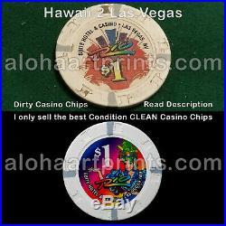 Rio Casino WSOP 50th Anniversary Paulson Clay Poker Chip Great Condition